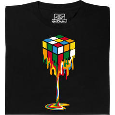Melting Magic Cube T-Shirt