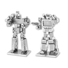 Maquettes 3D Transformers Metal Earth