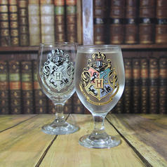 Harry Potter Hogwarts Colour Changing Glass