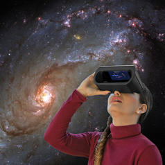 universe2go Planetarium for the Smartphone