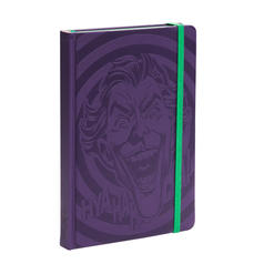DC Comics The Joker Notebook