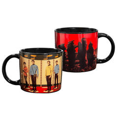 Mug thermoréactif Star Trek TOS