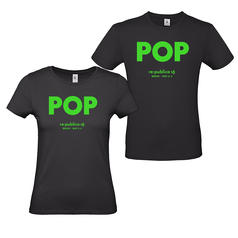 re:publica 2018 Shirt POP Used Black T-Shirt