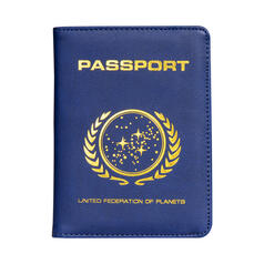 RFID Passport Cover United Federation of Planets