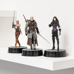 Figurines de collection de The Witcher 3 : Wild Hunt