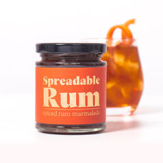 Spreadable Rum - Spiced Rum Marmalade