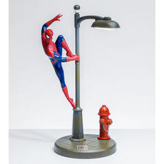 Lampe de table Spiderman