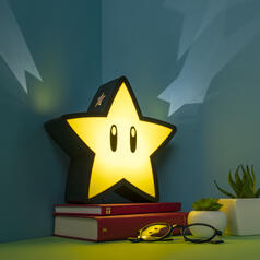 Nintendo Super Mario Star Projection Light