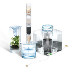 Clean Water - the Water Filtration Experimentation Kit