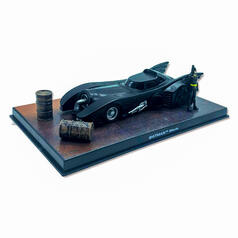 DC Comics Batman Batmobile Diorama