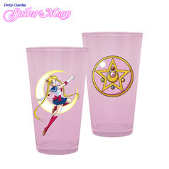 Sailor Moon Drinking Glass