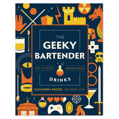 The Geeky Bartender - Cocktail recipes for Geeks