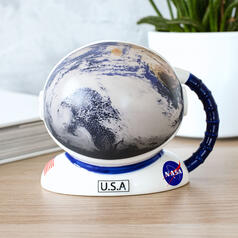NASA Astronaut Colour Changing Mug