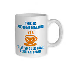 Mug Another Meeting