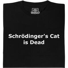 Schrödingers Cat T-Shirt