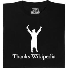 Merci Wikipedia T-Shirt