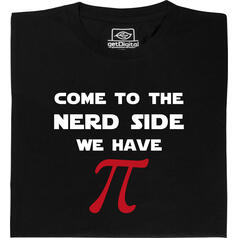 Come to the Nerd Side (Viens du côté Nerd) T-Shirt