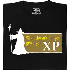What does not kill you gives you XP