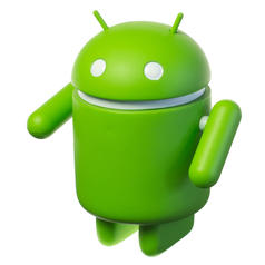 Figurine Android