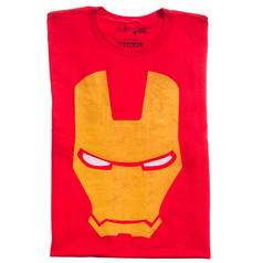 T-shirt Simple Iron Man