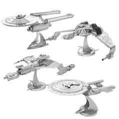 Kits maquettes Star Trek Metal Earth 3D