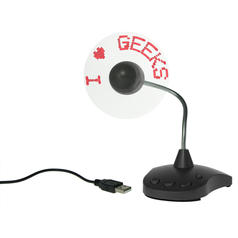 Ventilateur USB LED
