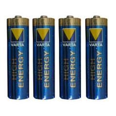 Varta Batteries: 1 * 9V-block