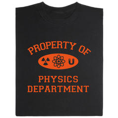 Property of Physics Department