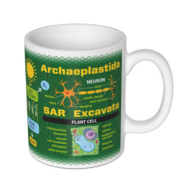 Mug scientifique de biologie