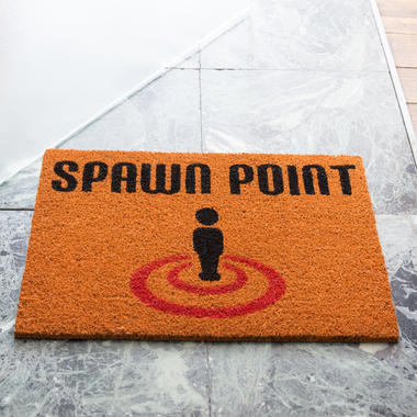Paillasson Spawn Point (point de spawn)