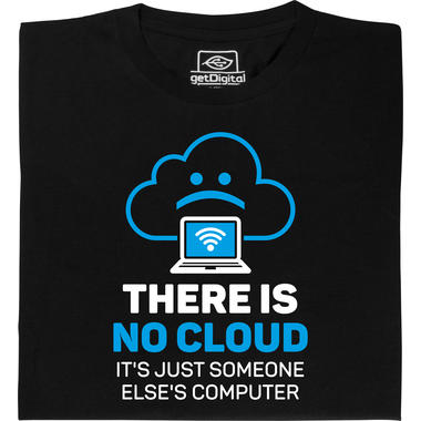 There is no cloud (Il n'y a pas de nuage)